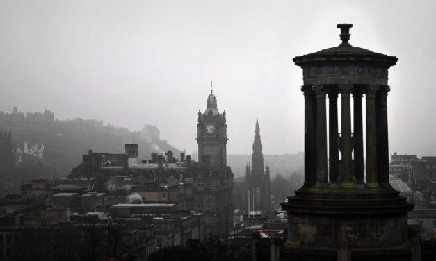 Edynburg – królestwo średniowiecznych zamków