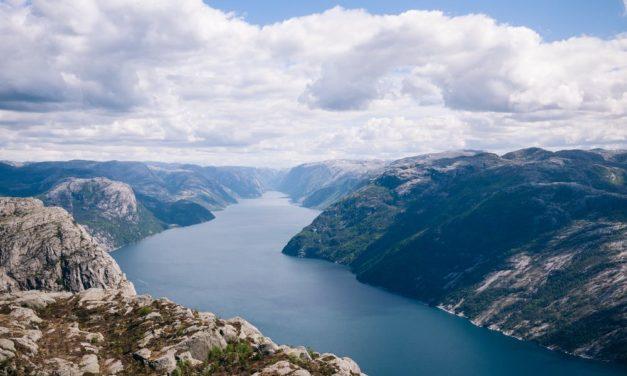 Bergen – miasto fiordów