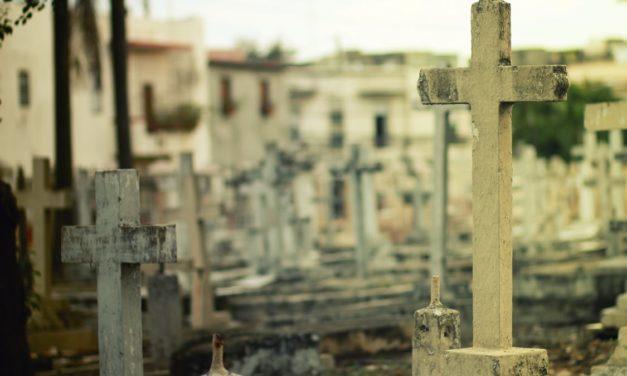 Cmentarze – czy to zabytki? Te kolskie tak