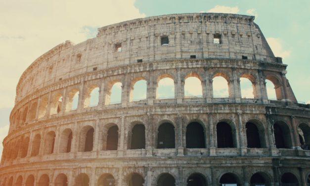 Rzym – miasto z innej epoki