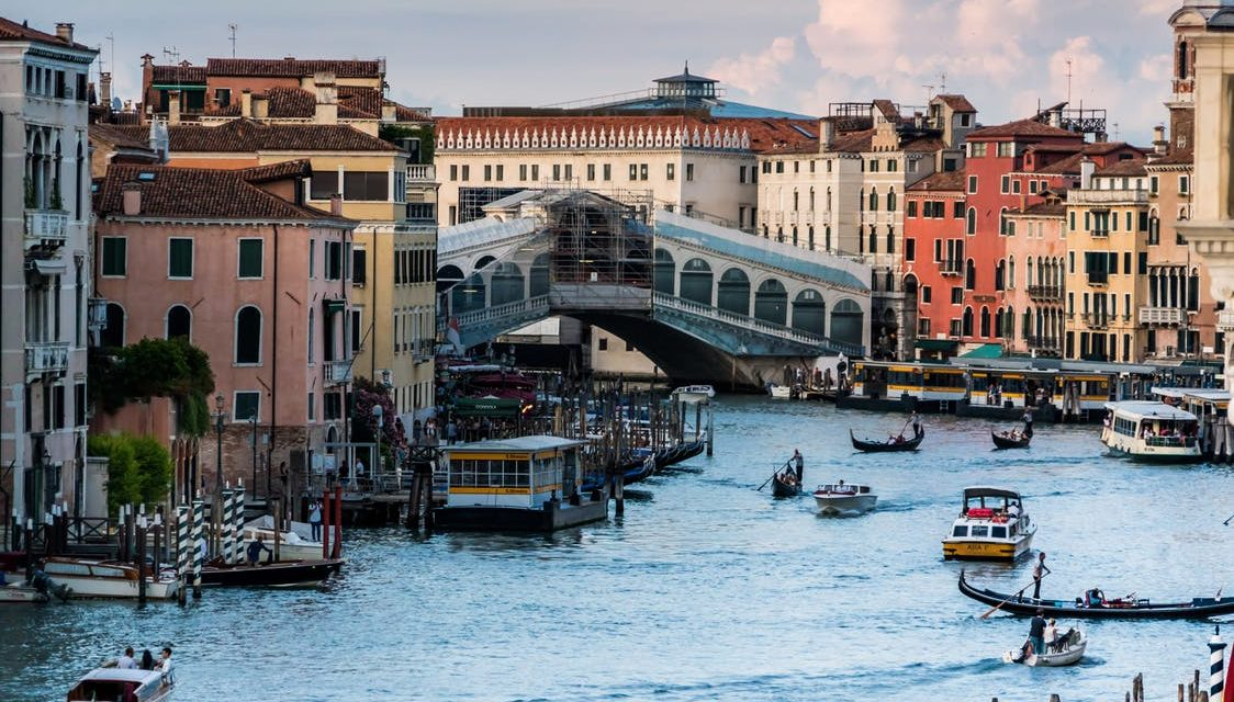 Wenecja – miasto na wodzie