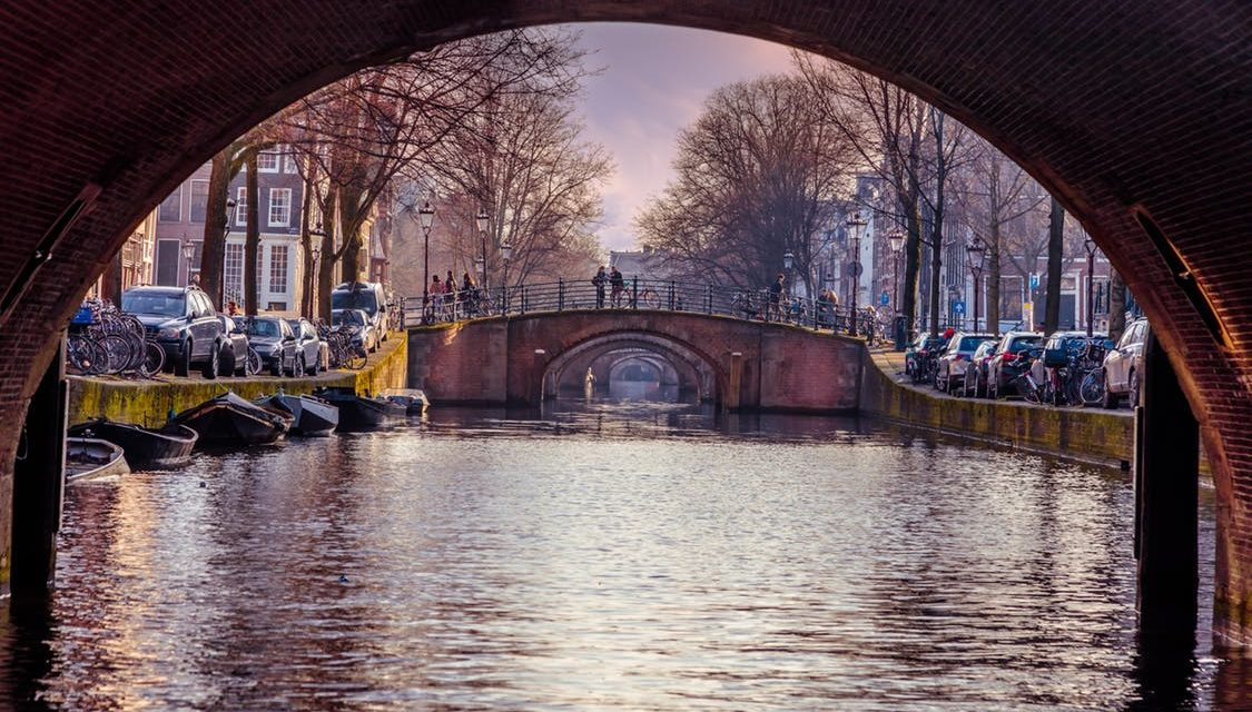Amsterdam – stolica rozrywki i sztuki