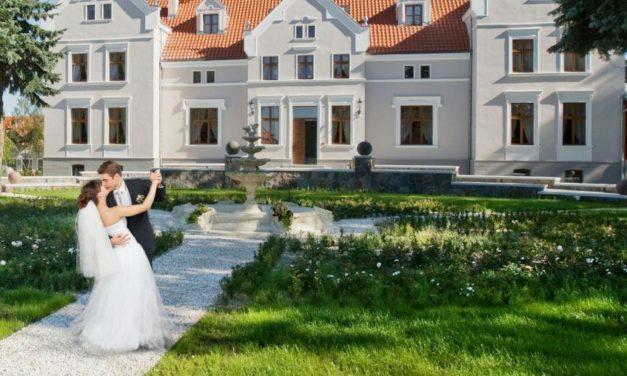 Pałac Mortęgi – pomysł na królewskie i bajkowe wesele